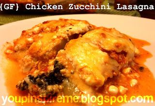 Gluten Free, Grain Free, Noodle-less Lasagna - cut zucchini into ...