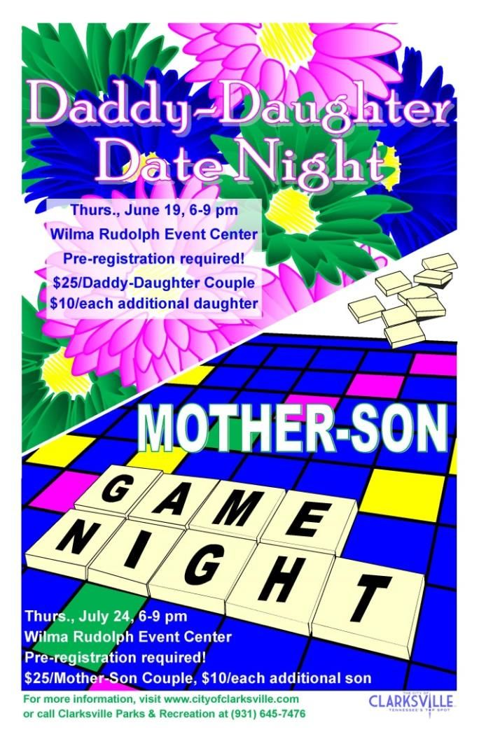 games mother date night