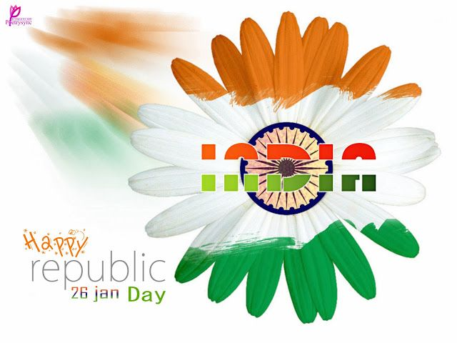 republic day indian flag wallpaper