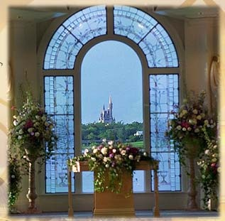 Disney Wedding Pavillion