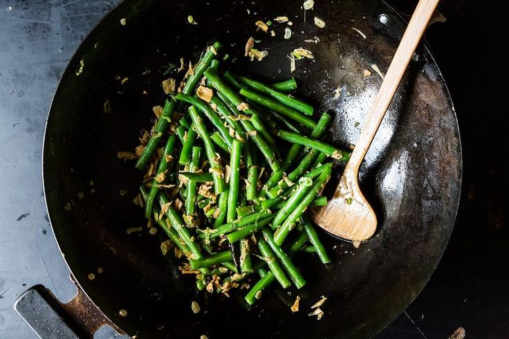 ... Dry-Fried Green Beans 5 Links to Read Before Making Stir-Fry