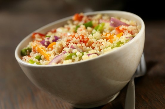 Quinoa salad | Tasty Salads | Pinterest
