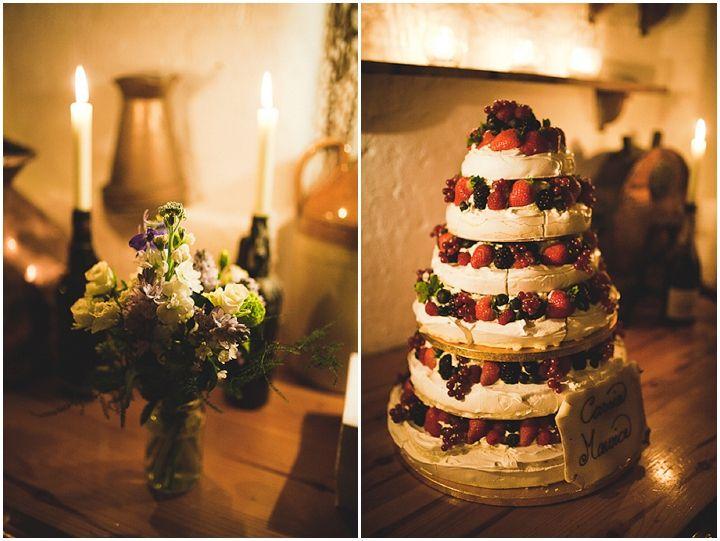 Pavlova wedding cake? Mmmmmm pavlova   Beautiful Summer Wedding   Pin ...
