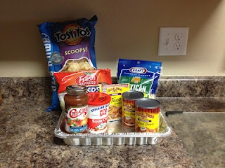 Layer Mexican Dip | Favorite Recipes | Pinterest