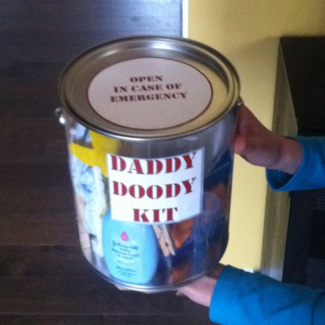 baby shower gift for dad to be baby bits in 39 gift in 39 pint