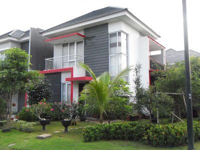 memilih perpaduan warna rumah minimalis architecture