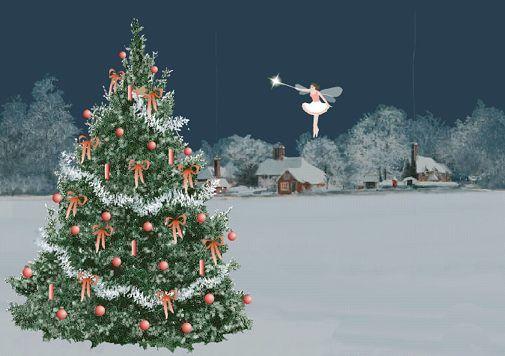 gay christmas card free animated