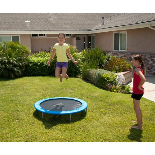 airzone mini trampoline review