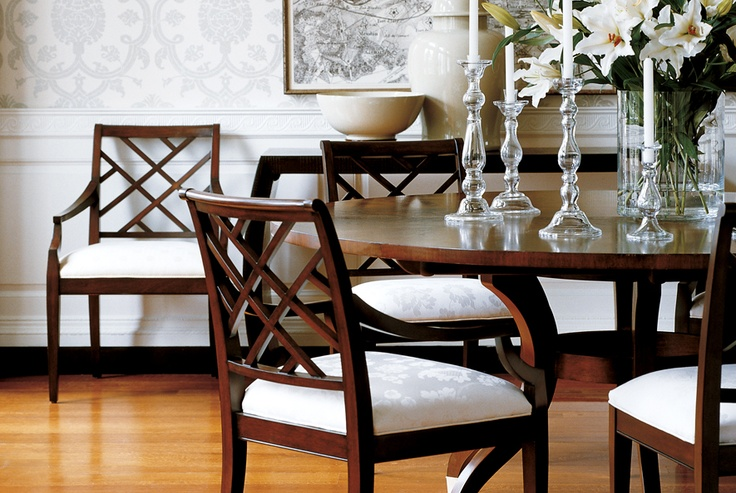 dining room by ethan allen vm dining room pinterest