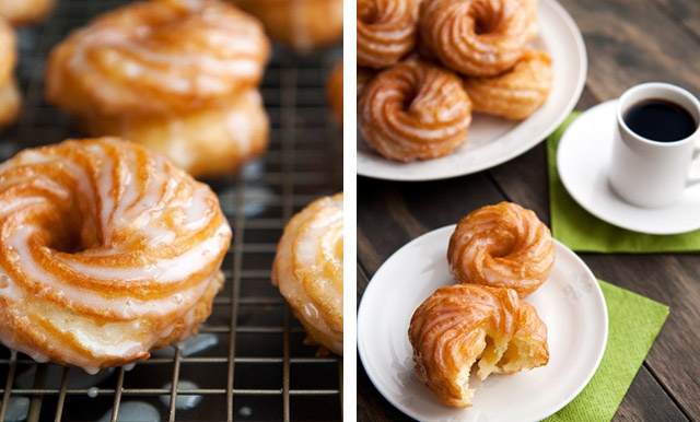 French Cruller Doughnuts by Use Real Butter // FOXINTHEPINE.COM