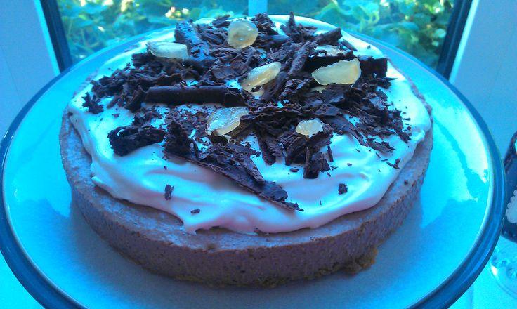 Chocolate Brandy & Ginger Cheesecake | Mary Berry's Baking Bible | Pi...