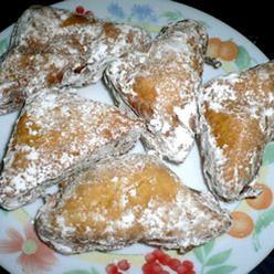 Breakfast And Brunch, Super Easy Jelly Doughnuts, Mini Jam Sandwiches ...