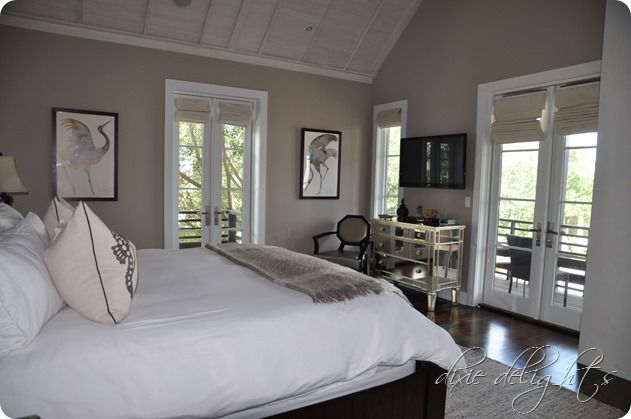 wall color for a beach bedroom theme home pinterest