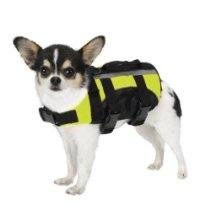 Aquatic Dog : Guardian Gear Aquatic Dog Preserver, Teacup, 6-Inch, Yellow