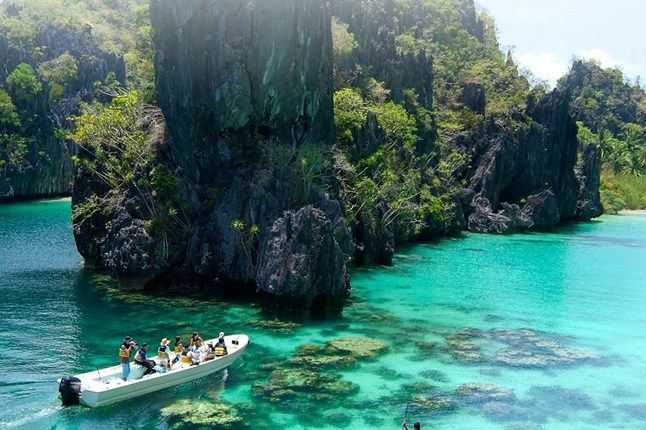 how to go to pangulasian island