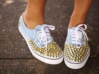7 Creative DIY Sneaker Tutorials ...