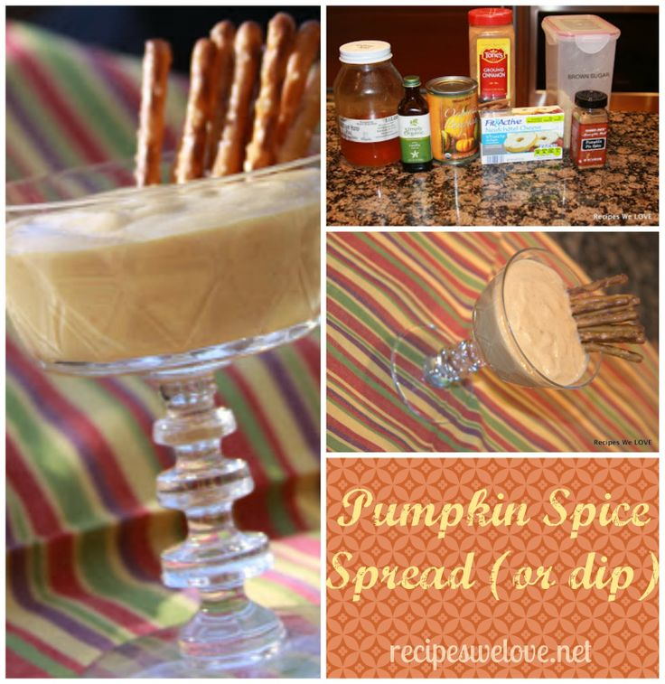 Pumpkin Spice Cream Cheese Spread Recipe — Dishmaps