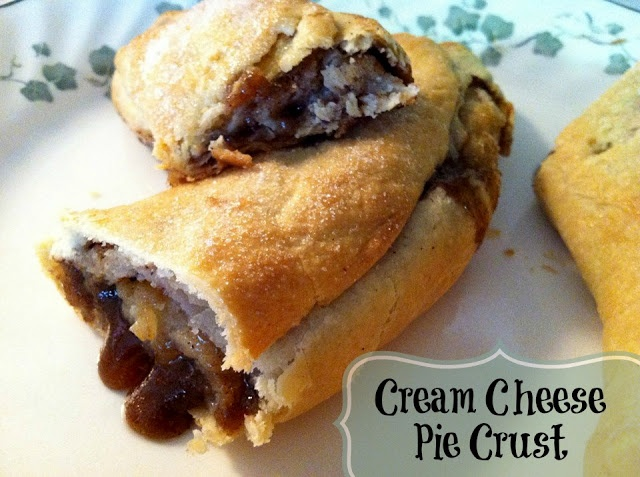 Cream Cheese Pie Crust | Crusts pastry shells toppings | Pinterest
