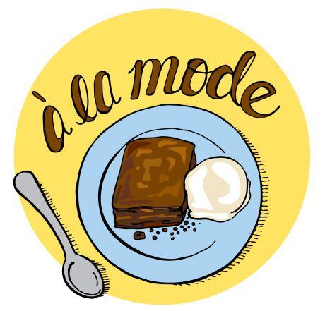Brownie Pie A La Mode Recipes — Dishmaps