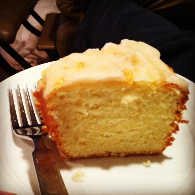 Grapefruit pound cake... yum! | Yummy Recipes | Pinterest