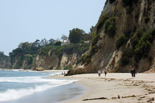 paradise cove beach malibu californication pinterest