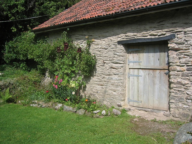 Garden Shed English Country Cottage Pinterest
