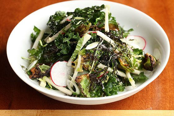 10 Unforgettable Kale Salads Across America