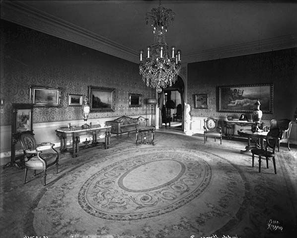 Charles Gates Mansion 1889 Victorian House Restoration