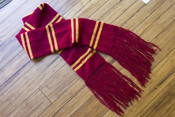 Harry Potter Scarf pattern For the Home Pinterest