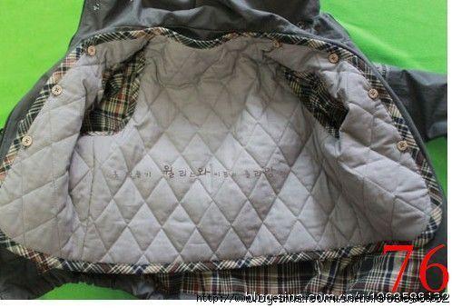 Как сшить куртку с подкладкой 29