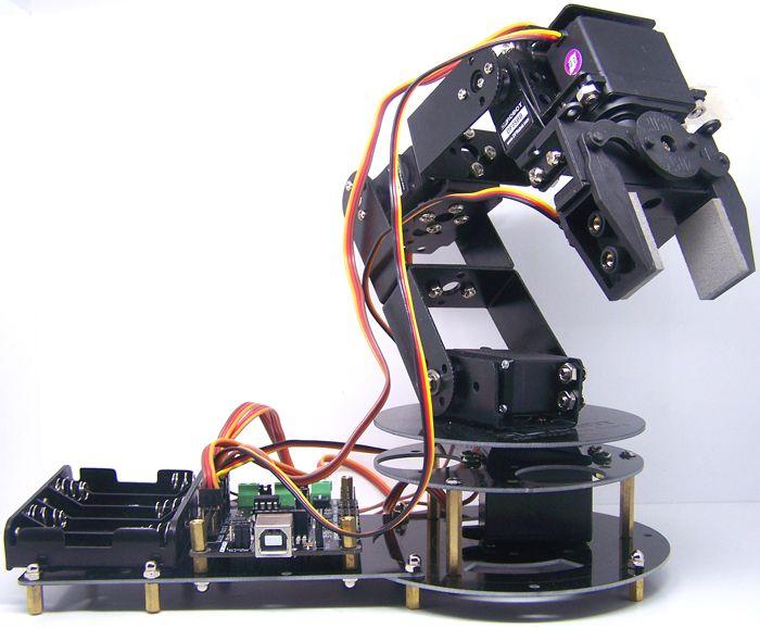 Рисующий робот на ардуино своими руками