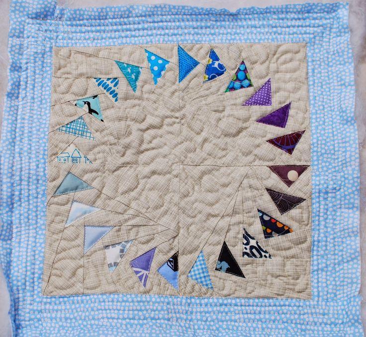 Steph Blair Sews: Winter Geese