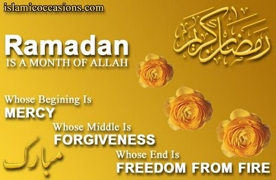 Ramadhan 2012 Quotes and Sayings
