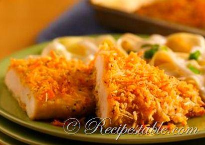 Crispy Parmesan Chicken Recipe | Recipes | Pinterest