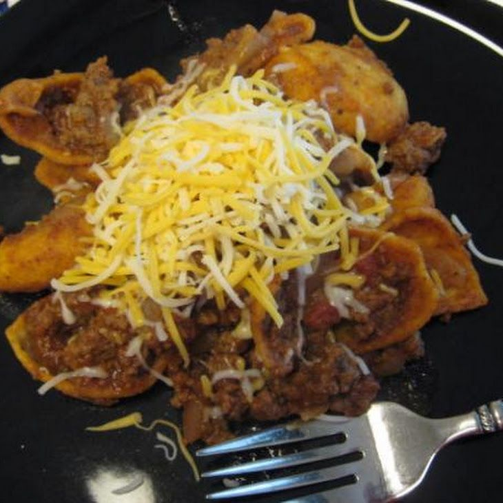 Beef Taco Frito Skillet | week one | Pinterest