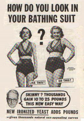 How do you look in your bathing suit?