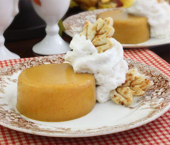 Maple Pumpkin Pie Filling Gluten-Free, Dairy-Free, Egg-Free, Vegan, No ...