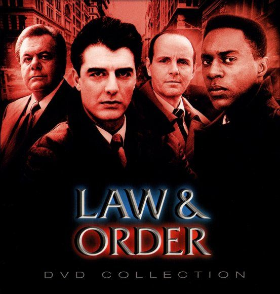 Law and order back then on the screen large and small pinterest