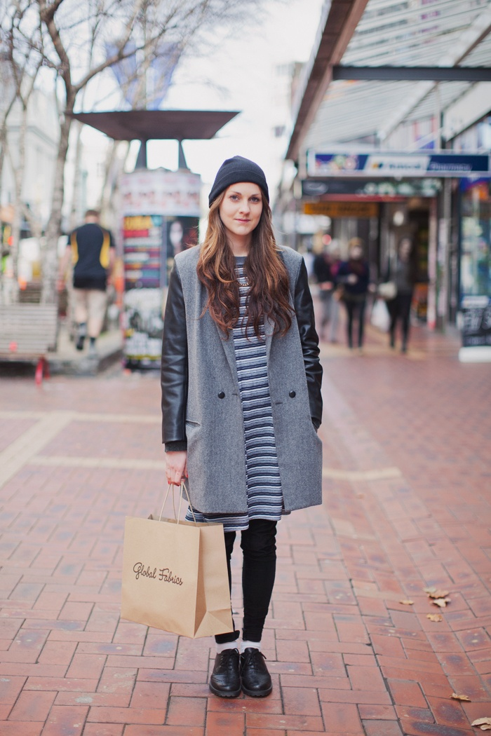 Kiwi New Zealand Street Style Fashion Pinterest