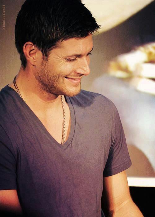 Dat smile | Jensen Ack...