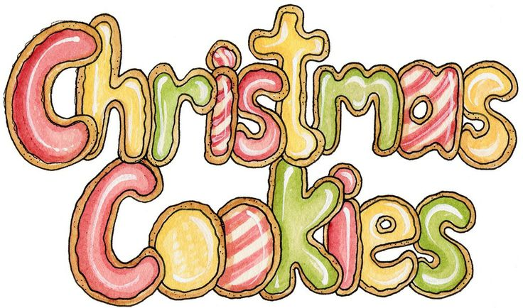 Christmas Cookies | Christmas & Winter Words/Sentiments | Pinterest