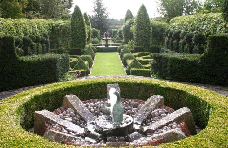 Design Of Garden Enchanting Decorating Design
