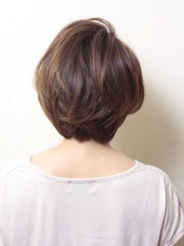 Longish Pixie Haircut Back View | Black Hairstyle and Haircuts
