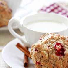 Apple Cranberry Oatmeal Muffins | Favorite Recipes | Pinterest