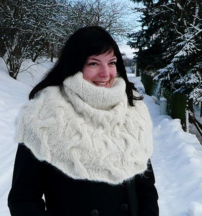 Knitty : Gweneira, from Knitty knit, crochet Pinterest