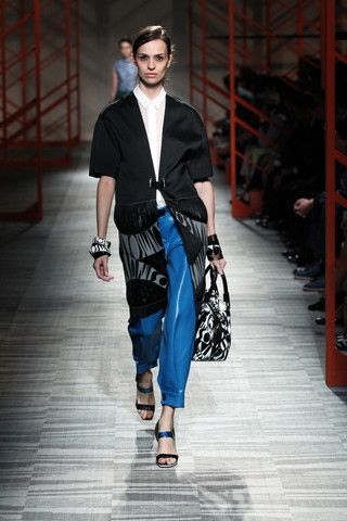 2014 S/S | MISSONI | Mercedes-Benz Fashion Week TOKYO