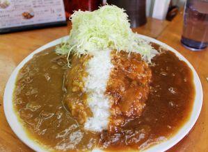 【東京・築地】注文して10秒で食べられるという築地「中栄」のカレーライスは、本当に10秒で出てくるの?