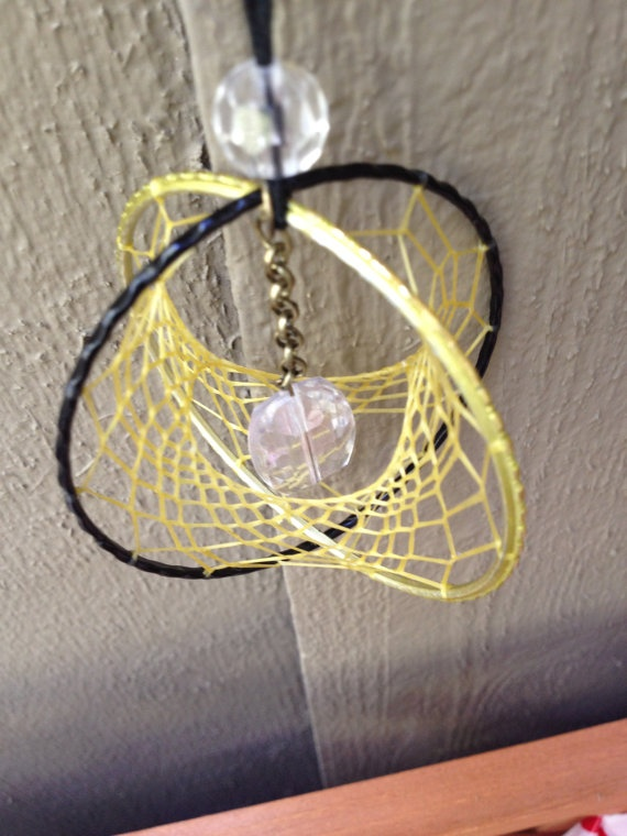 Custom order tracia for How to make a double ring dreamcatcher