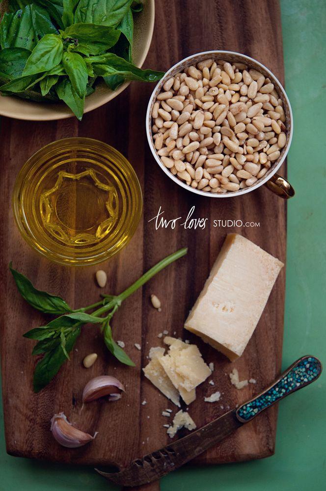 simple basil pesto   Eat your Veggies!   Pinterest