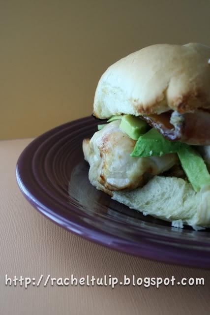 Dan's Favorite Chicken Sandwich a favorite of mine!
